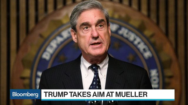 White House: Trump Is Lashing Out At Mueller Because He's Frustrated