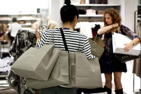 U.S. Two-Percenters Save Wealth in Trade-Down to J. Crew