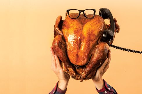 Talking Turkey at the Butterball Hot Line