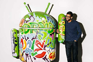 Read more: Google's Sundar Pichai Is the Most Powerful Man in Mobile