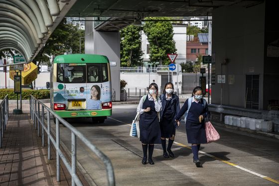 Hong Kong Under Fire for Shutting Schools While Others Open Up