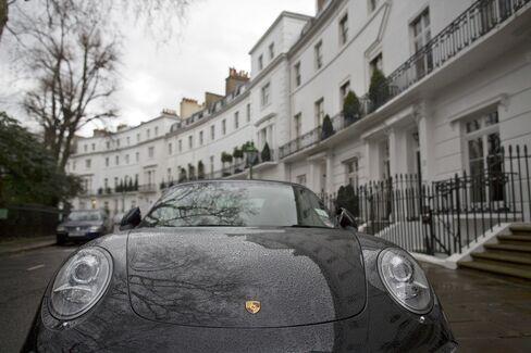 Luxury Houses in London
