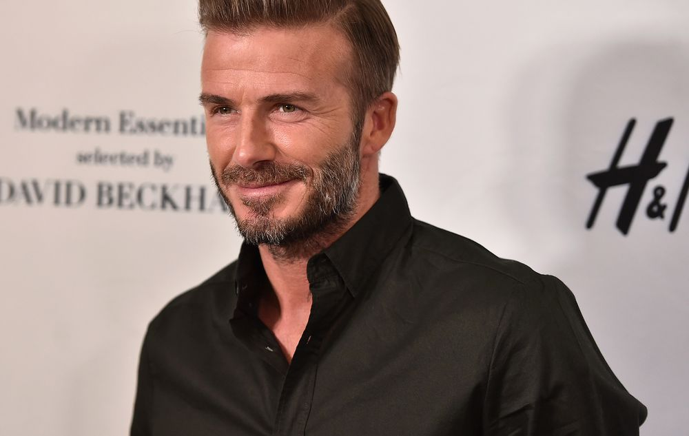 H M Trades David Beckham For Weeknd In Push For Younger Shoppers Bloomberg