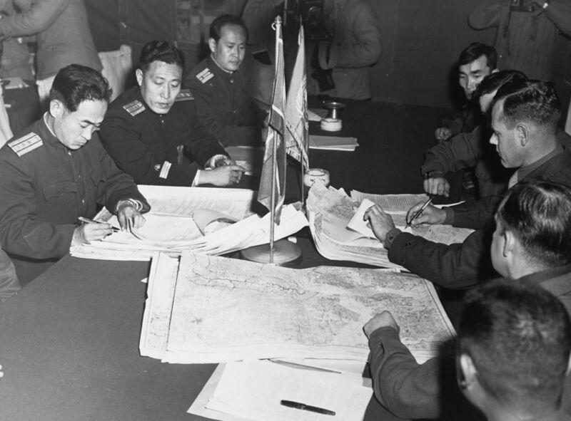 Why The Korean War Armistice Still Matters Bloomberg
