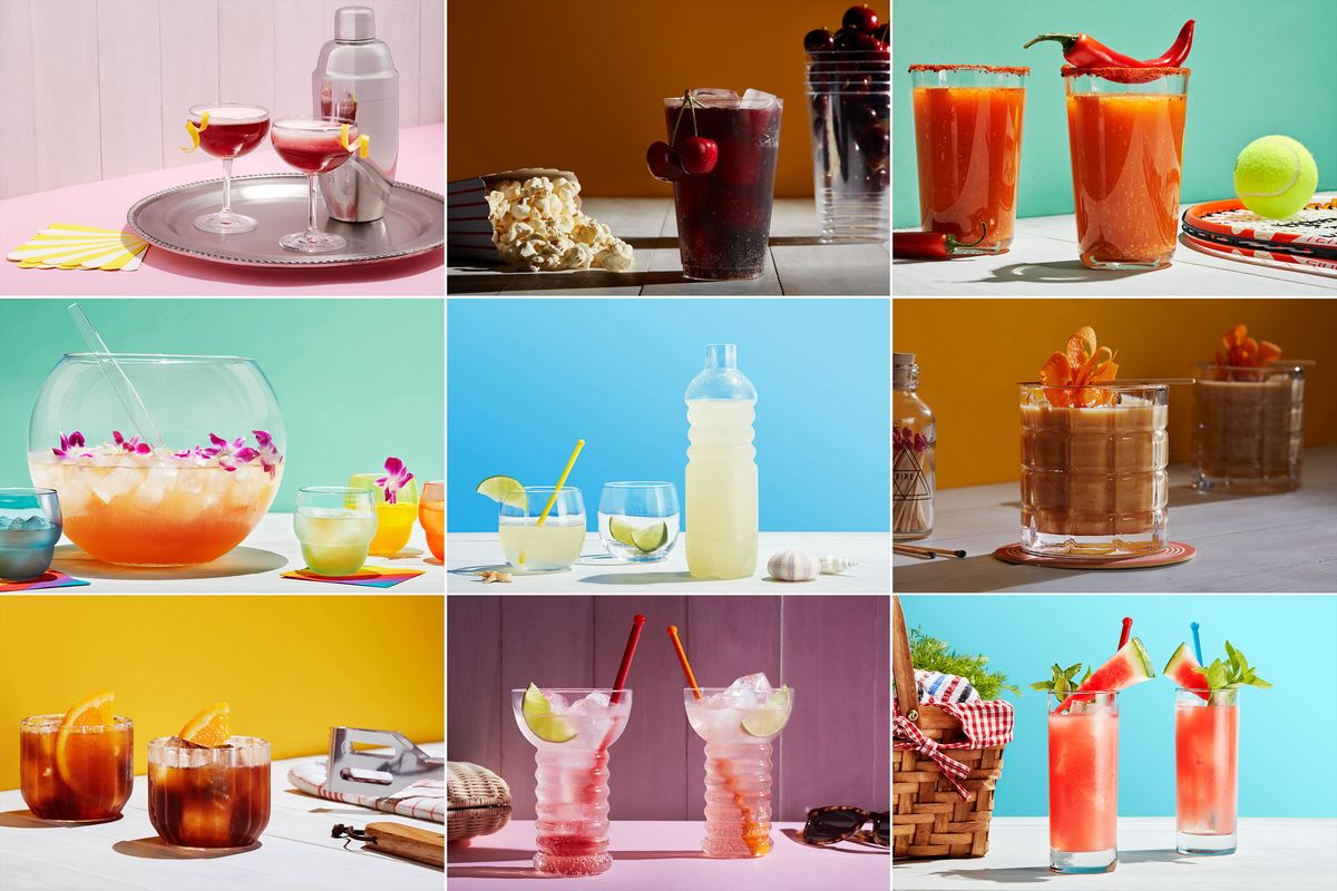 Best Drinks 2019 Easy Cocktail Recipes For Every Summer