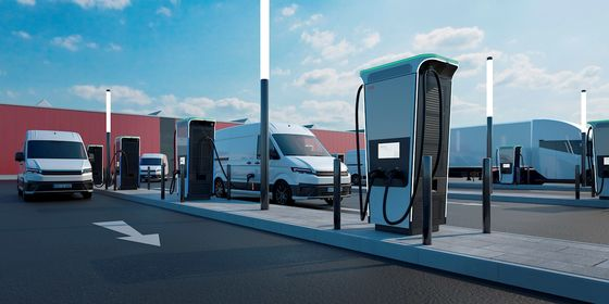 A New EV Charger Can Provide 100 Kilometers of Rangein 3 Minutes