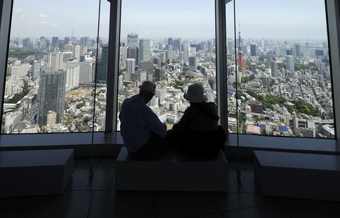 Japan GDP Jumps Most in Year as Consumers Open Wallets: