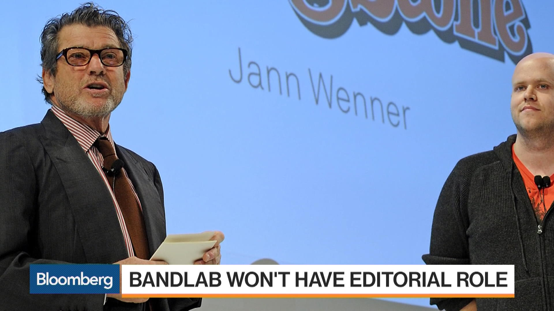 Wenner to Sell 49% of Rolling Stone to Singapore's BandLab