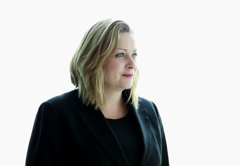 Linamar Corp. CEO Linda Hasenfratz