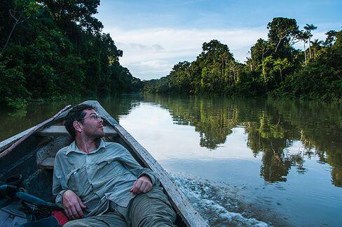 Power on the Peruvian Amazon in 2009