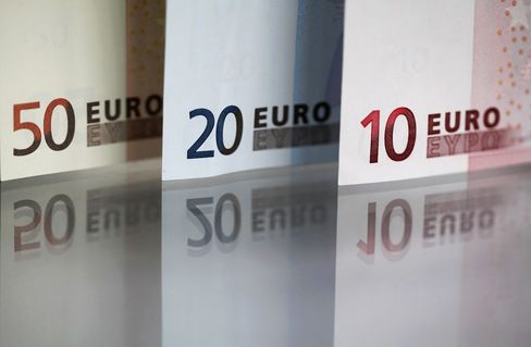 Euro Near Week Lows Versus Dollar, Yen Before Sentiment Reports