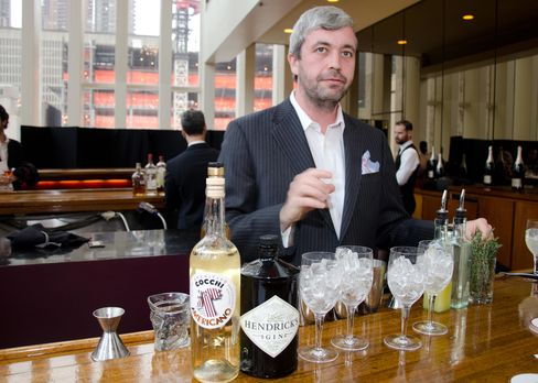 Metropolitan Opera 'Macbeth' Mixology