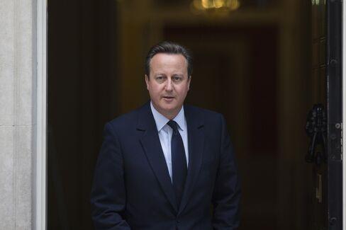 キャメロン首相