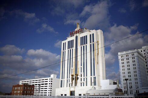 The Resorts Atlantic City casino