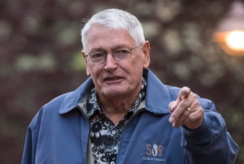 John Malone, Chairman of Liberty Global Plc.