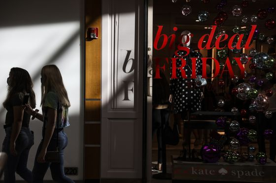U.S. Holiday Sales Are Booming, Just Not in Stores
