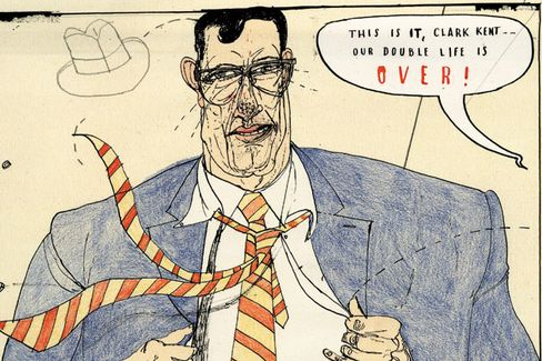 Marc Toberoff, Superman's Lawyer