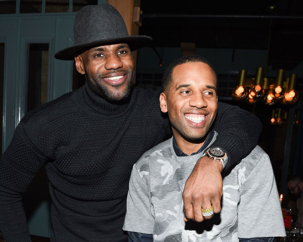 LeBron James Signs Four-Year Film Deal