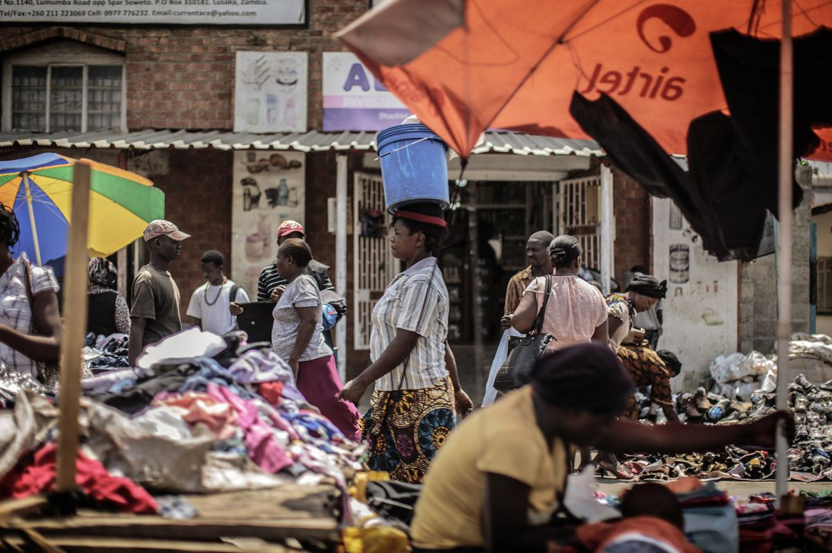 Zambia Holds Key Rate Even as Inflation Seen Above Target