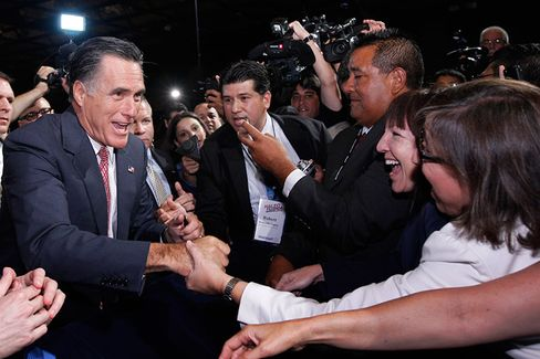 Immigration Ruling Puts Romney in a Rhetorical Tangle