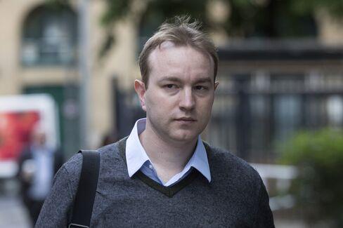 Libor Trial Of Former Trader Tom Hayes