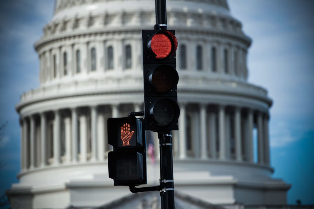 Majority of Americans 'Angry' at Political System, Poll Shows