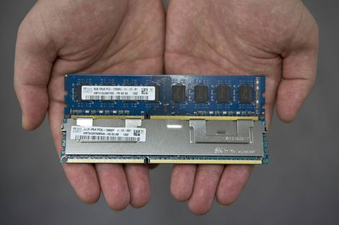 SK Hynix Inc. DDR3 SDRAM DIMM Memory Chips