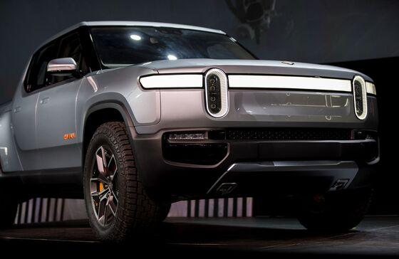 EV Maker Rivian Raises $2.5 Billion in New Funding Round
