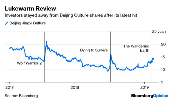 Goodwill Hunting Is a Disaster Movie in China