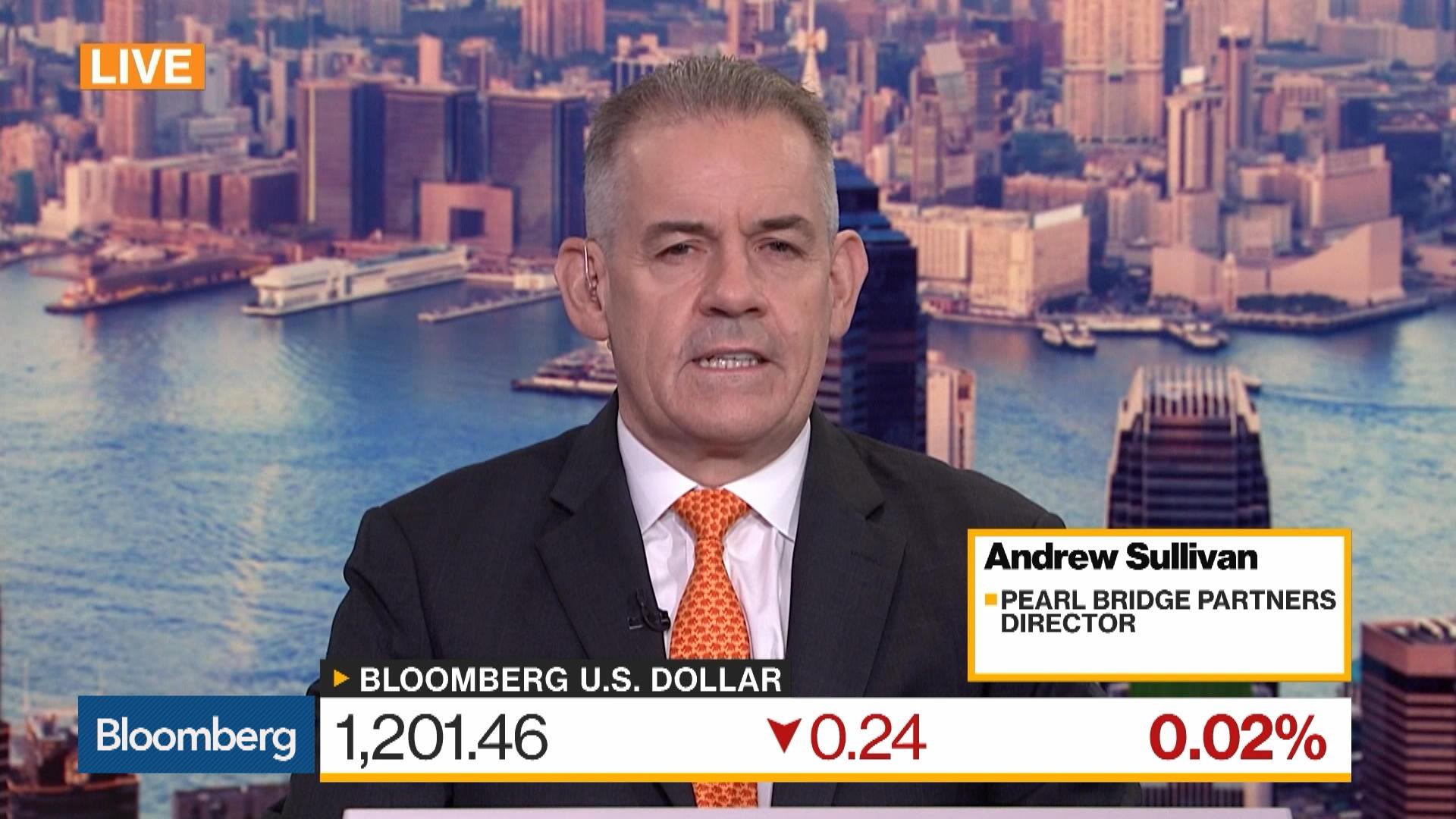 Dollar in 'Difficult Position,' Pearl Bridge's Sullivan Says