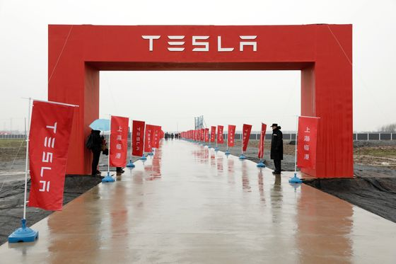 Tesla Denies Signing Agreement With Chinese Battery Company