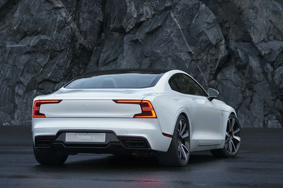 Volvo's Polestar to Try All-Inclusive 'Subscriptions' With U.S. Debut