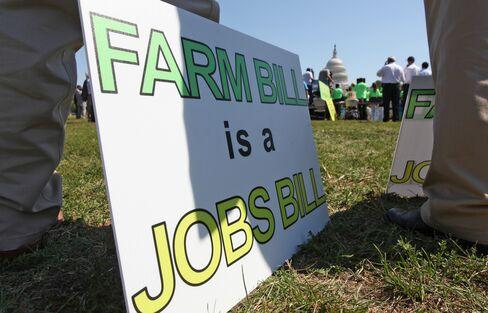 Farm Fiscal Cliff Prodding Congress to Act