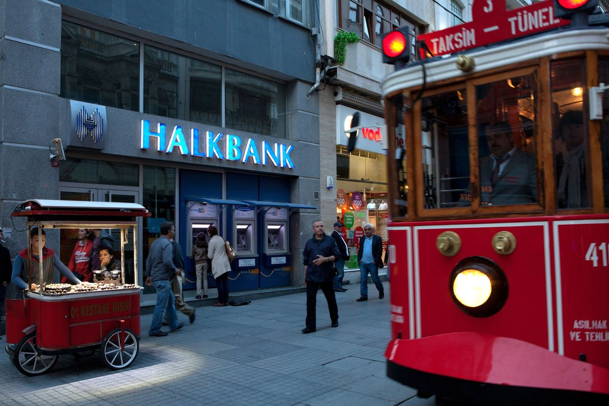 Halkbank Charged in U.S. Indictment With Fraud, Laundering