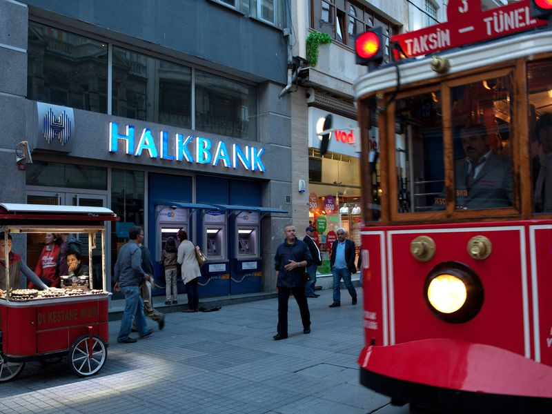 Turkey's Halkbank Could Suffer From Ex-Banker's U.S. Conviction