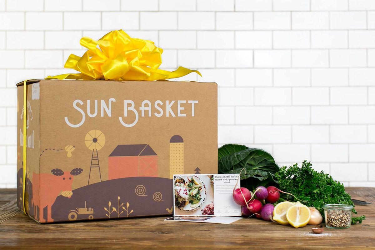 Blue apron ipo date - Unilever Takes Stake In Ipo Bound Meal Kit Maker Sun Basket Bloomberg