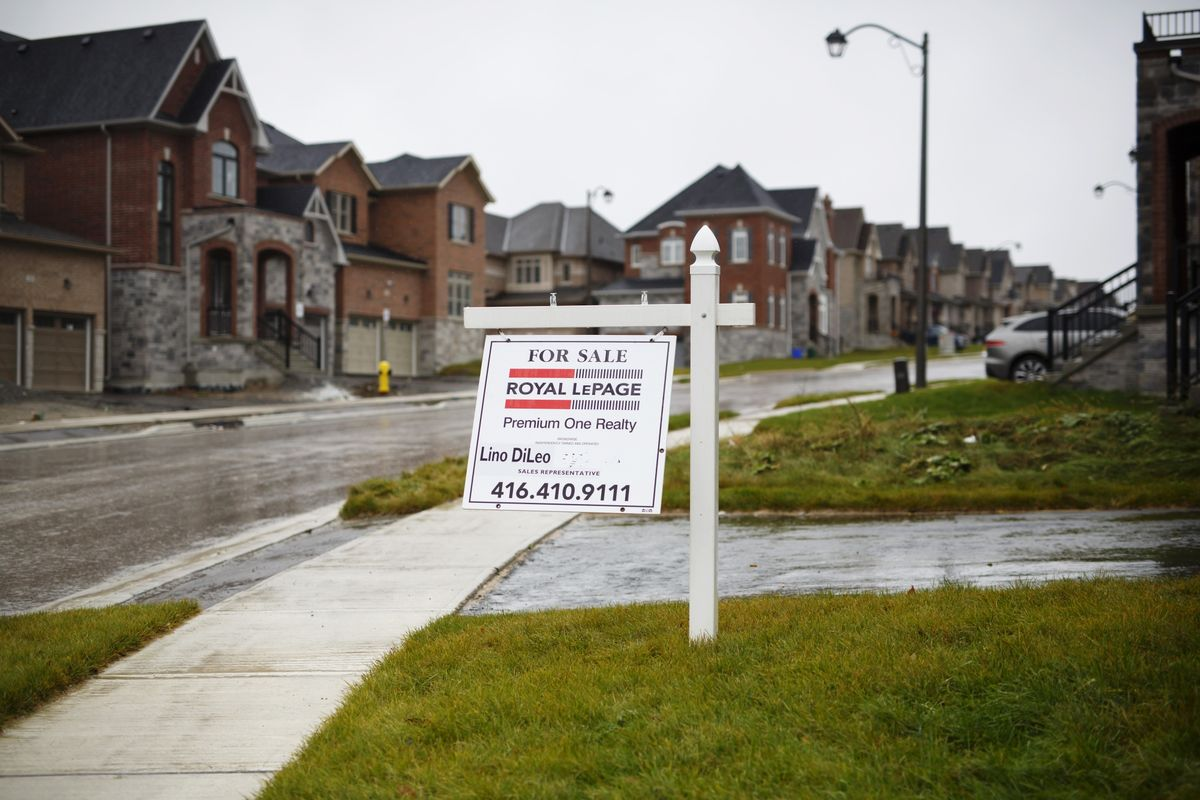 Election Pledges Risk Igniting Canadian Home Prices, Realtors Warn