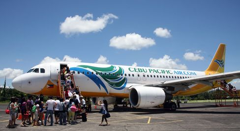Cebu Air to Serve Middle East on AirAsia Threat