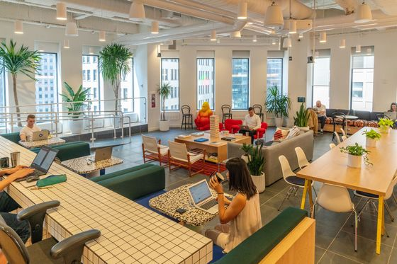 WeWork's Looming IPO Will Also Prove Decisive for Slew of Rivals