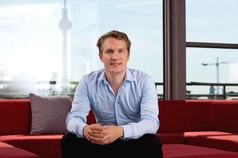 Rocket Internet AG Chief Executive Officer Oliver Samwer