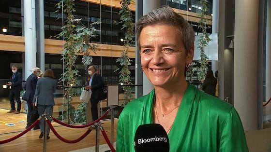 EU's Vestager Warns Against Relying on 'Very Big Chip Producers'