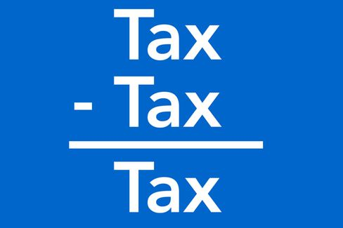 Bloomberg View: Does Anybody Here Have a Tax Plan?