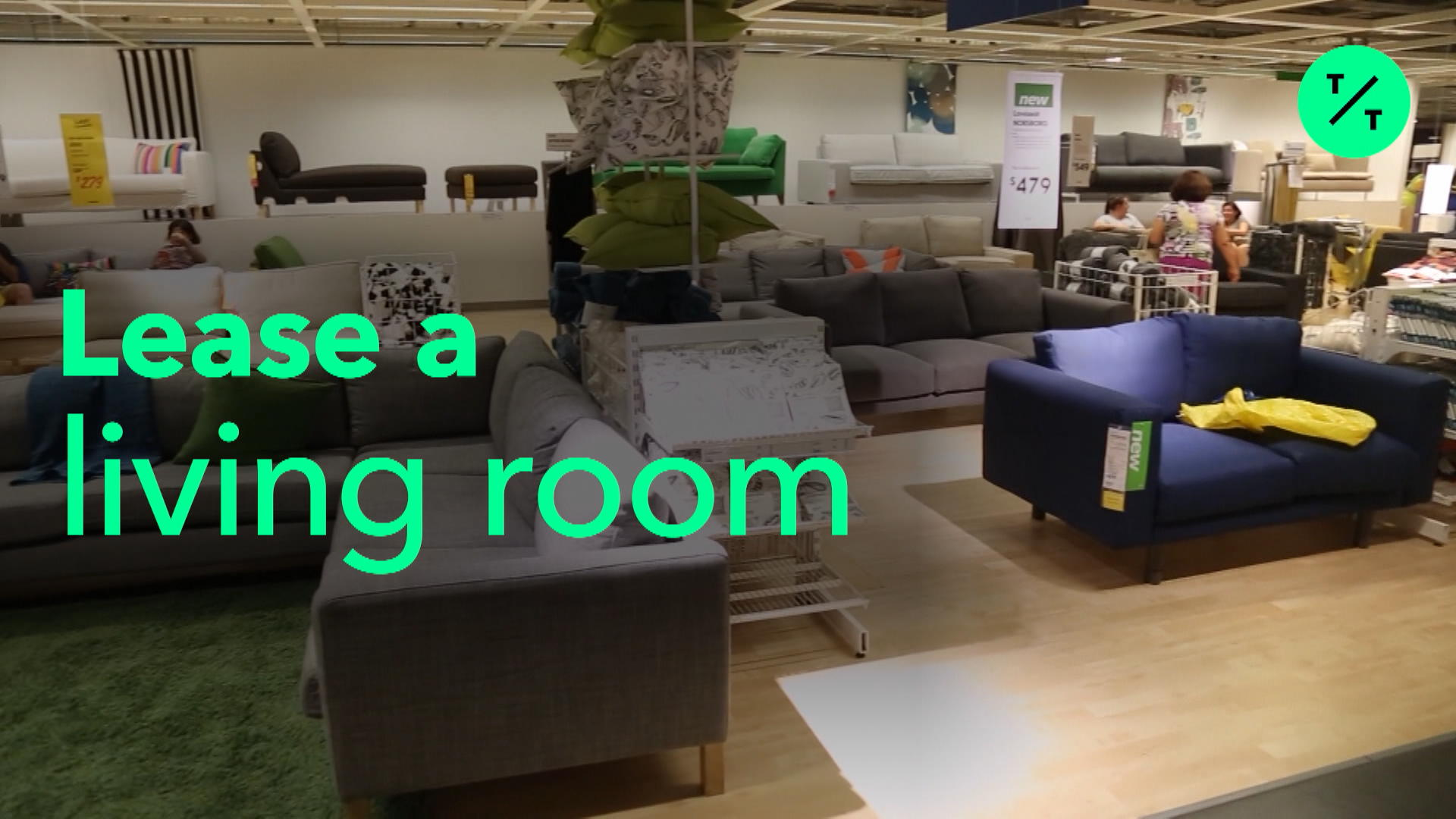 Ikea Will Try Renting Furniture Bloomberg