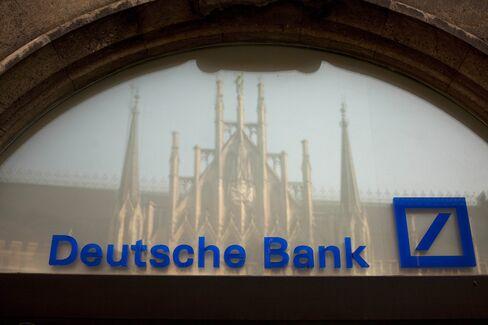 Deutsche Bank Said to Cut Equities Division Jobs in Hong Kong