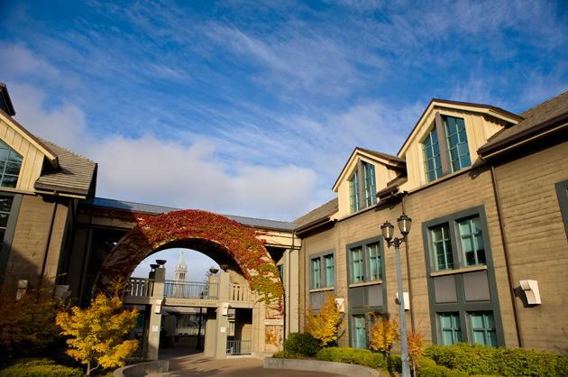 14. University of California, Berkeley