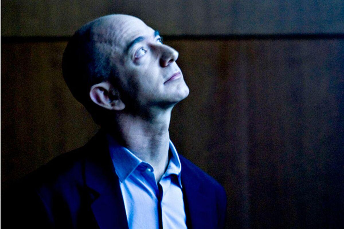 Jeff Bezos's League of Shadows