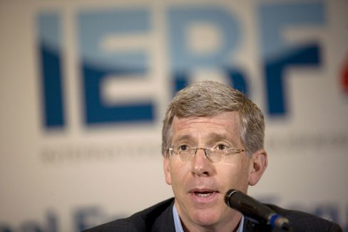 U.S. Deputy Energy Secretary Daniel Poneman