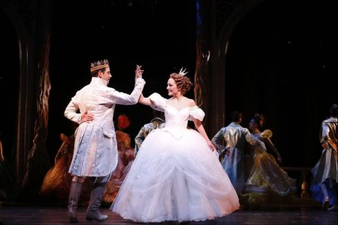 'Rodgers + Hammerstein's Cinderella'