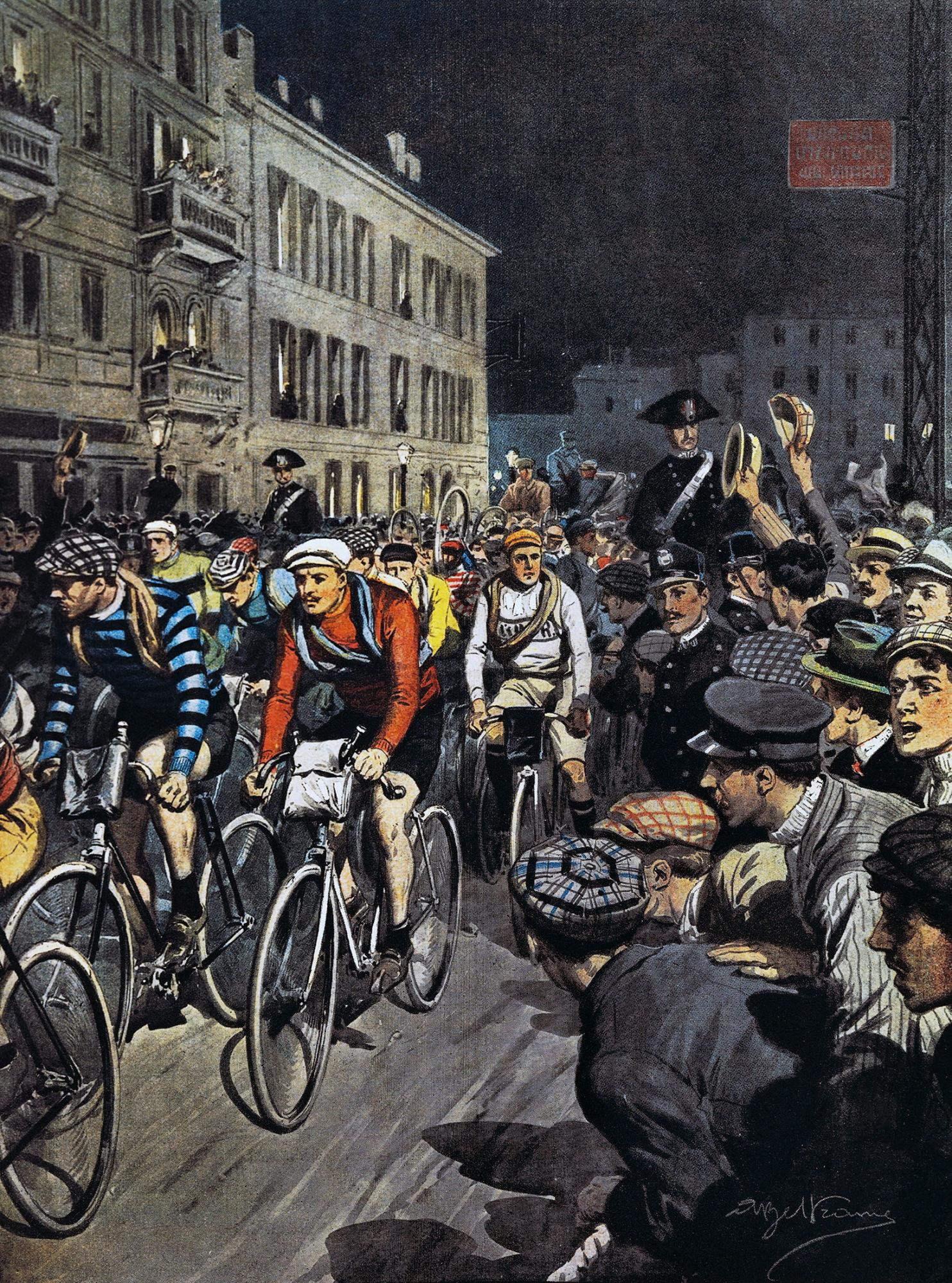 世界一美しく過酷な自転車レース...