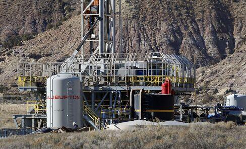 U.S. Plunge in Gas Drilling Means $1 Billion Lost Profit